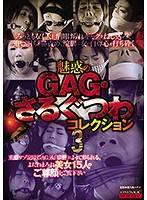 魅惑口枷口球精選集 3