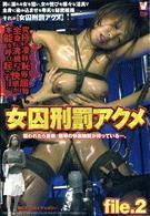 女囚刑罰アクメ file.2