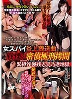 女間諜撲火葬送拷問曲 5 塚田詩織