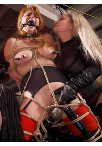The Selfish Anal Slut and The Selfless Electro Servant